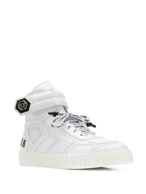 Scarpe PHILIPP PLEIN White black