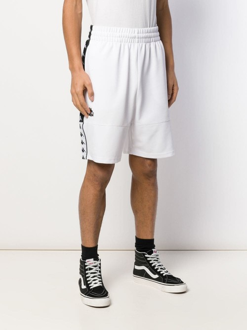 Short KAPPA White black UOMO KAPPA 904 - White black