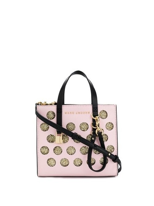 Borsa MARC JACOBS Blush multi