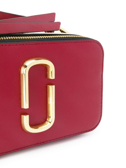 Borsa MARC JACOBS Red multi