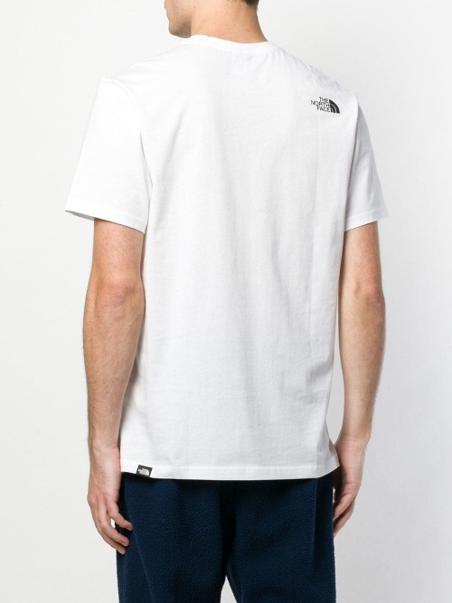 T-shirt THE NORTH FACE White