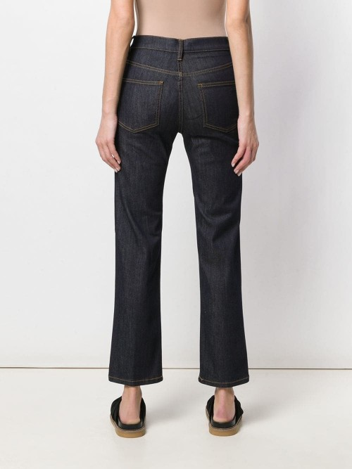 Jeans TORY BURCH Resin rinse