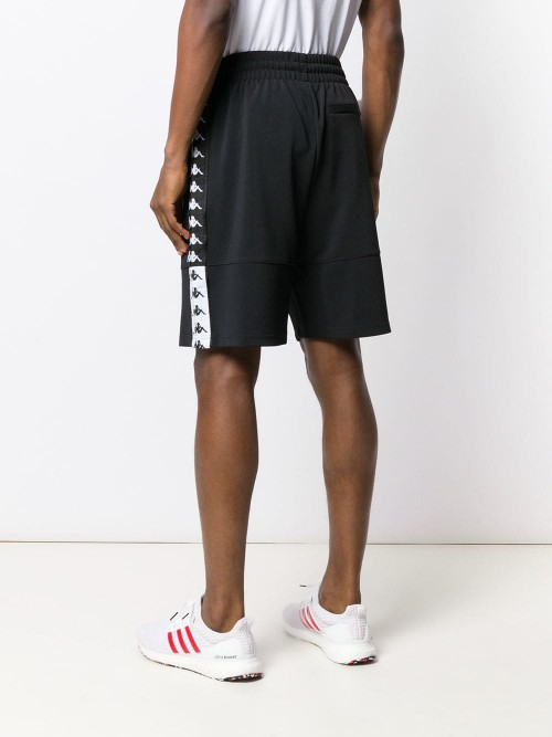 Short KAPPA Black white
