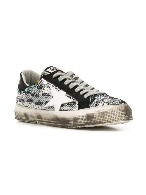 ad40d0d6cc0f Golden Goose Deluxe Brand - Sequins All Over - May Model - Sneakers ...