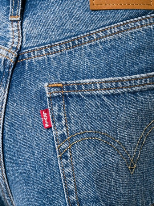 Jeans LEVI'S Denim blu DONNA LEVI'S 0000 - Denim blu