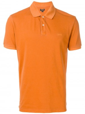 Polo WOOLRICH Orange