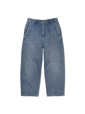 Pantalone CARHARTT Blue light