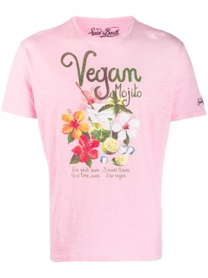 T-shirt MC2 SAINT BARTH Vegan mojto