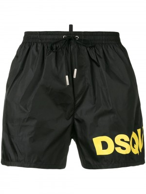 Boxer DSQUARED2 Black