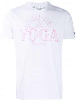T-shirt MC2 SAINT BARTH Yoga sun