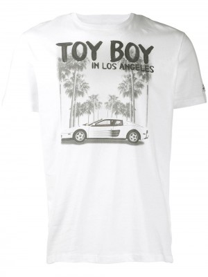 T-shirt MC2 SAINT BARTH Toy boy
