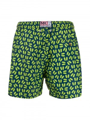 Boxer MC2 SAINT BARTH Flip flop