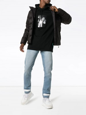 Marcelo Burlon County of Milan Jacket | Di Pierro Brand Store