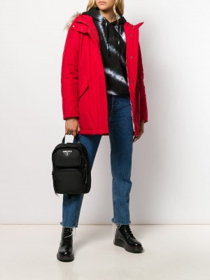 Giubbotto WOOLRICH by PENN RICH Sky red