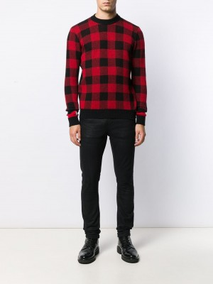 Maglia WOOLRICH Rosso