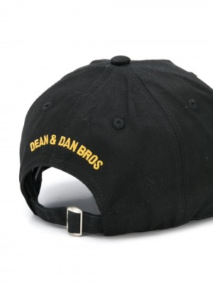 Cappello DSQUARED2 Nero