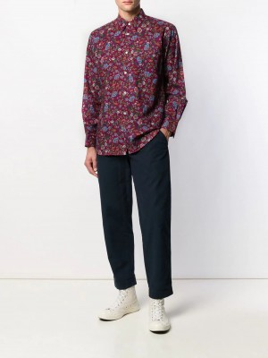 Camicia COMME DES GARCONS SHIRT Red