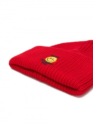 Cappellino PHILOSOPHY by LORENZO SERAFINI Red print