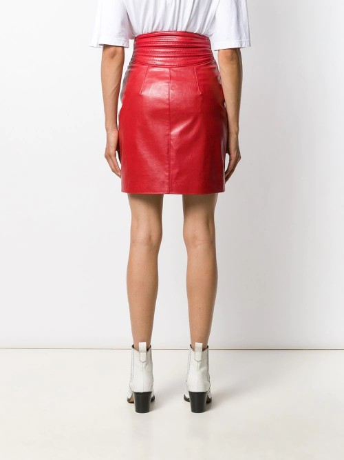 Gonna MSGM Red
