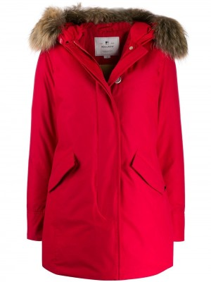 Giubbotto WOOLRICH Sky red