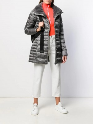 Cappotto SAVE THE DUCK GREY