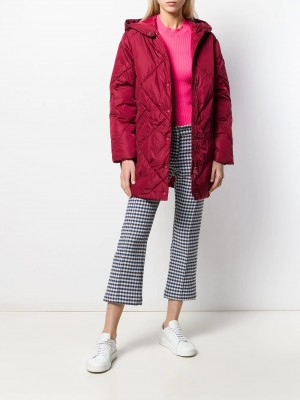 Cappotto SAVE THE DUCK Red