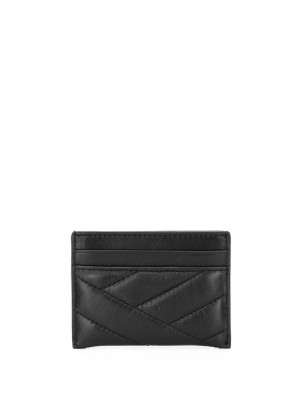 Portacarte TORY BURCH Black