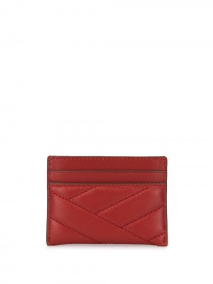 Portacarte TORY BURCH Red apple
