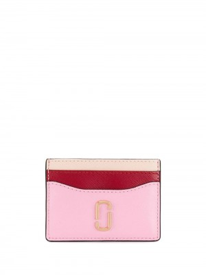 Portacarte MARC JACOBS Powder pink