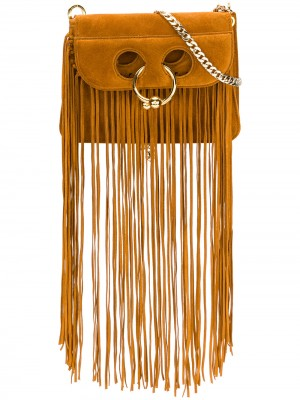 J.W.Anderson Mini Fringe Pierce Bag - Bags