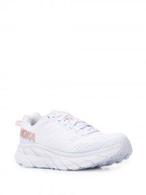 Scarpe HOKA ONE ONE White rose