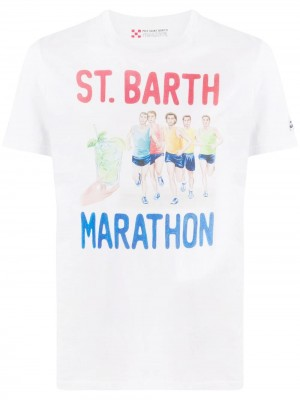 Mc2 Saint Barth T-shirt | Di Pierro Brand Store