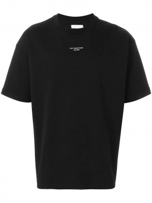 T-shirt DROLE DE MONSIEUR Black