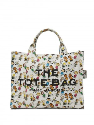 Borsa MARC JACOBS White multi