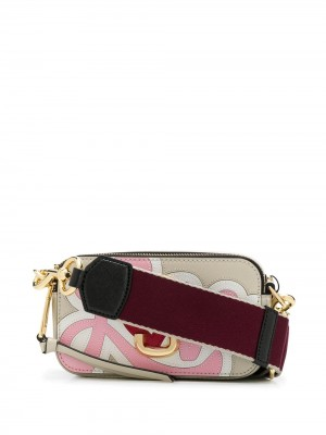Borsa MARC JACOBS Oatmilk multi