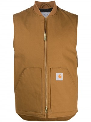 Cappotto CARHARTT Hamilton brown UOMO CARHARTT HZ01 - Hamilton brown