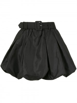 Shorts SELF PORTRAIT  DONNA SELF PORTRAIT BLACK -