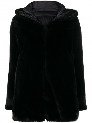 Cappotto SAVE THE DUCK Black DONNA SAVE THE DUCK 00001 - Black