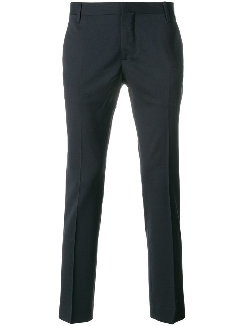 Entre Amis Straight Leg Pants - Trousers